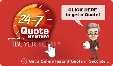 Instant Vehicle Quote 24 hours a day Seven days a week!