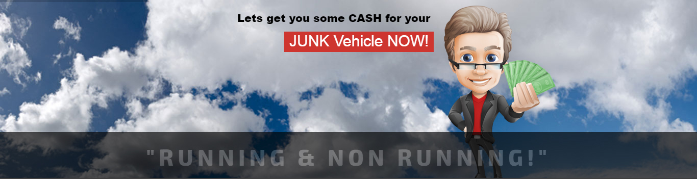 Sell Your Car, Truck, or Junk Vehicle Now! | Houston TX